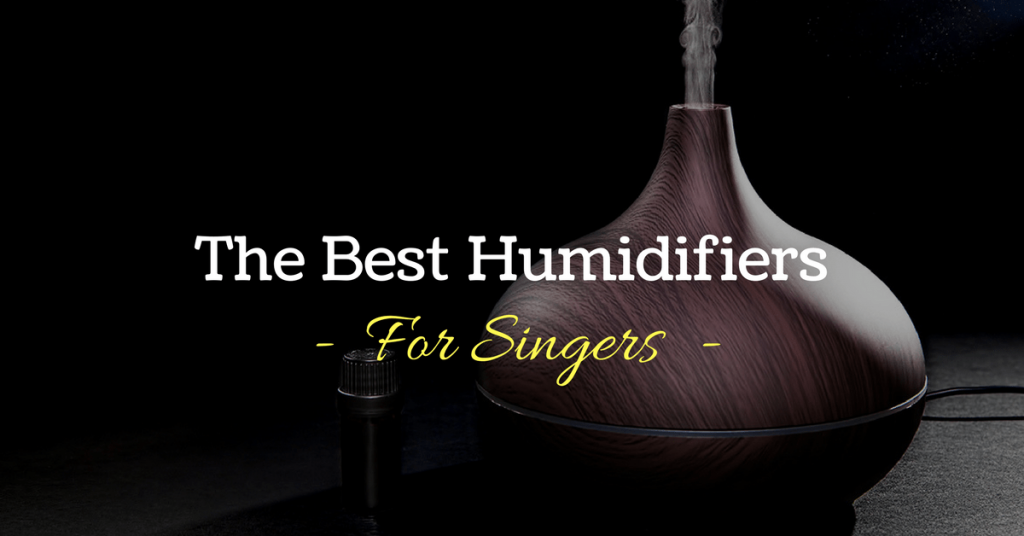 Best Portable Humidifier For Singers